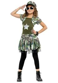 Toy Soldier Halloween Costume Womens Military Costumes Kids Army Navy Halloween Costume