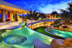 ideas exterior luxurious residences tropical architectural