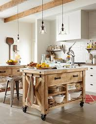 pottery barn kitchen ideas great rustic lodge style kitchen ideas kitchens