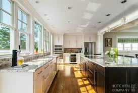 custom contemporary kitchen in milford ct the kitchen company