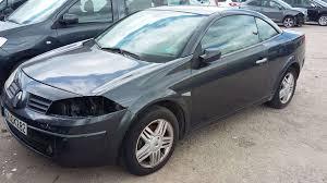 renault megane 2005 sedan renault megane 2 0 l kabrioletas 2005 08 m a5936157