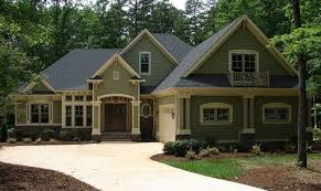 craftsman style house plans one prairie style house plans one house interior