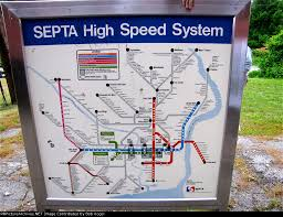 Septa Rail Map Photos West Chester Pa Rr Charter To Lansdale Saturday