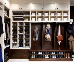 entry bench with shoe storage laundry room contemporary with boot