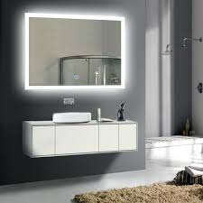 backlit bathroom mirrors uk bathroom mirror with clock led mirror with clock led digital clock