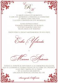 Christian Wedding Cards Wordings Lake Wedding Invitation Wording Entrancing Spanish Wedding Invitations