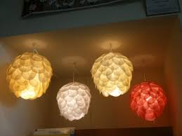 How To Make Paper Light Lanterns - how to make fish scale paper lantern balls chatelaine