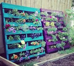 Diy Vertical Pallet Garden - 221 best jardim vertical images on pinterest gardening