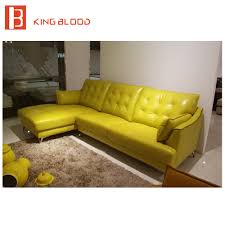 Yellow Leather Sofa by Made In China Leather Sofa Made In China Leather Sofa Suppliers