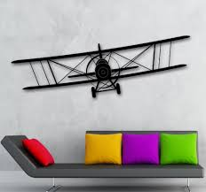 online get cheap aviation wall aliexpress com alibaba group wall stickers vinyl decal aircraft aviation sky air for kids room china mainland