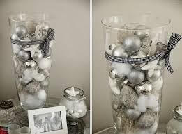 Silver And White Christmas Decorations 23 Last Minute Diy Christmas Decorations And Inspirations
