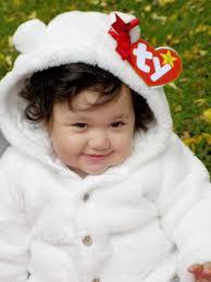 Big Baby Halloween Costume Savvy Mom Nyc Area Mom Blog Diy Beanie Baby Halloween