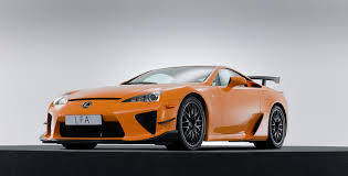 lexus supercar sport the lexus lfa u0027s chief engineer blogs about the supercar