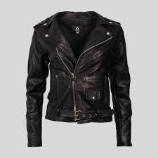 ladies bike jacket buy pelechecoco biker jacket made from sustainable leather
