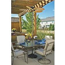 Misters For Patio by Buy Outdoor Fans U0026 Misting Fans To Beat The Summer Heat