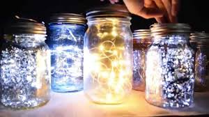 how to do your own jar lights