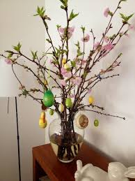German Easter Tree Decorations by Easter Decor Romantique And Rebel