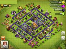 layout coc town hall level 7 updated top bases for townhall lvl7 clash of clans