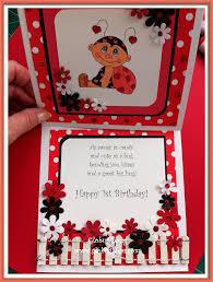 framed greeting cards ladybug birthday card so globug ideasglobug ideas