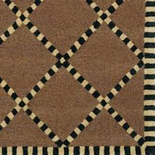 Turin Indoor Outdoor Rug Runner For Side Entry Turin Indoor Outdoor Rug Brown Ballard