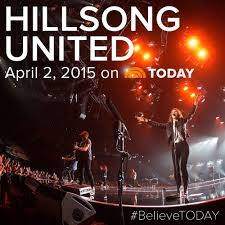 today show set hillsong united u201d makes their american television debut on the