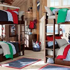 hampton bunk bed set pbteen