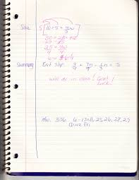 7 3 solving multi step equations w fractions