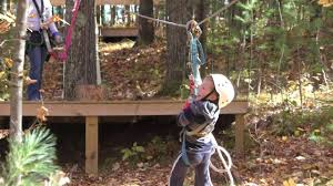 kids zip line tour sample video youtube