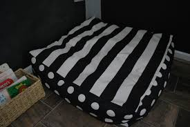 decorating ideas inspiring square black and white stripe and