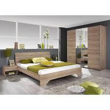 les couleures des chambres a coucher chambre à coucher complete adulte couleur chene armoire avec porte