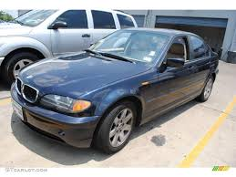 bmw orient blue metallic 2004 orient blue metallic bmw 3 series 325i sedan 30616861