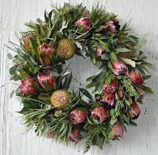 what plants are native to australia a wreath made from beautiful native australian flowers creative