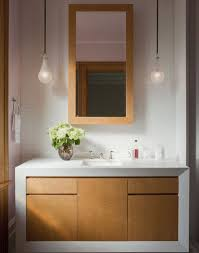 Silver Bathroom Vanities by Bahtroom Awesome Bathroom Design With Nice Pendant Lighting