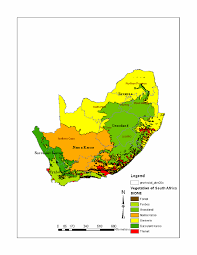 World Map Biomes by Land Cover Change Threats To The Grassland Biome Of South Africa