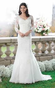 wedding dresses with sleeves margusriga baby party long and