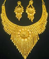 new fashion necklace designs images Beautiful arabic gold jewellery new fashion designs collection jpg