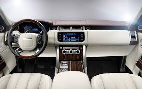 old land rover models range rover top model interior range rover interior next year