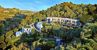 Bel Air Mansion by For 115 Million You Can Live In This Enclave For The Super Rich