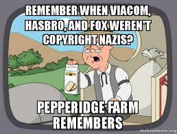 Meme Copyright - pepperidge farm remembers copyright by nikkichic109 on deviantart