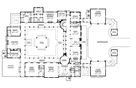 italian home plans italian homes floor plans home plan