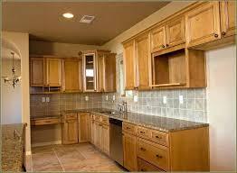 Reface Cabinet Doors Unfinished Oak Kitchen Cabinets Reface Kitchen Cabinet With