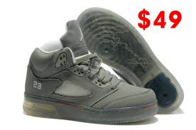 New Light Up Jordans Light Up Jordan 5 Cool Grey New Jordans Glow In The Dark