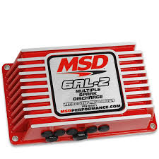 msd 6421 msd 6al 2 ignition control msd performance products