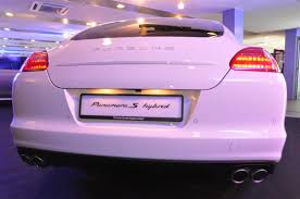 pink porsche panamera launch panamera s hybrid and turbo s the malaysian debut