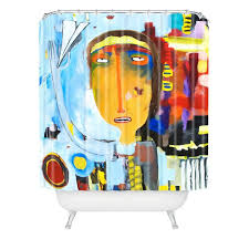 Deny Shower Curtains Designing My Own Shower Curtain U2013 Plaster U0026 Disaster