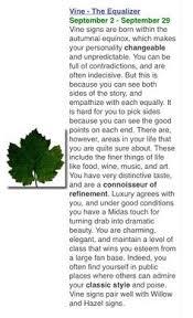 vine the equalizer celtic tree astrology libra
