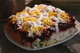 cuisine algerien salade de crudités les joyaux de sherazade