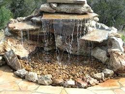 Waterfall Landscaping Ideas Best 25 Backyard Water Feature Ideas On Pinterest Diy Fountain Diy