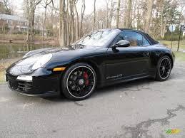 porsche 911 carrera gts black 2011 black porsche 911 carrera gts cabriolet 79463124 gtcarlot