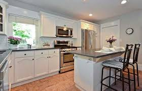 should i paint kitchen cabinets before selling vancouver colour consultant paint your cabinets white to